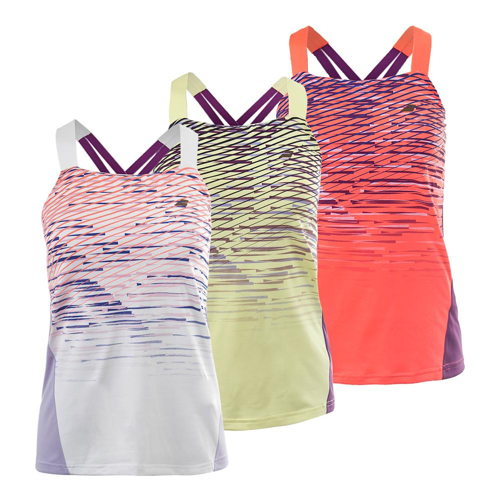 Women's Performance Tennis Tank