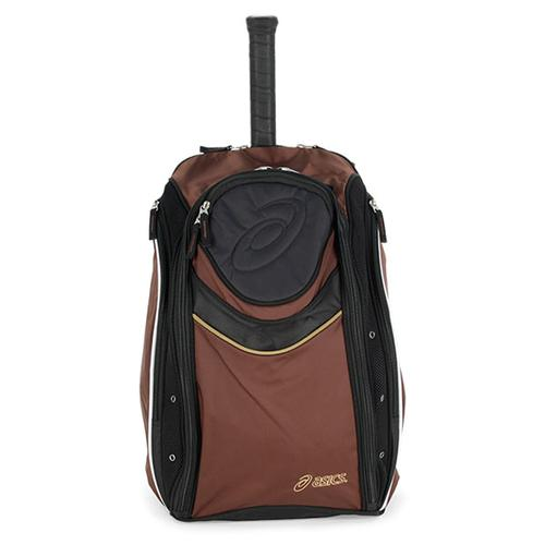 asics backpack Brown