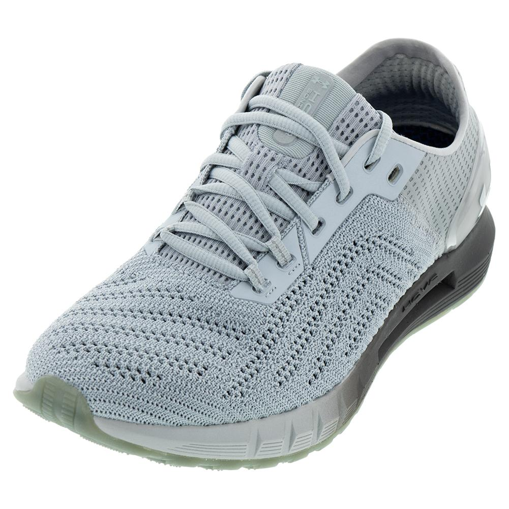 Men's Ua Hovr Sonic 2 Running Shoes Mod Gray And Jet Gray