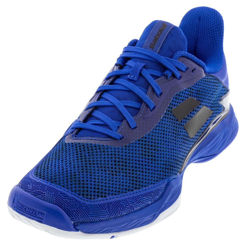 Men's Jet Tere All Court Tennis Shoes Dazzling Blue