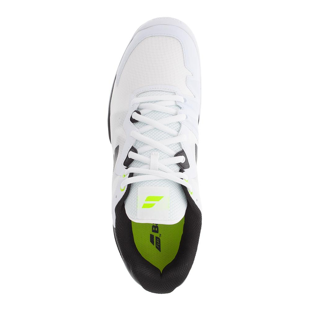 classic fit 67275 cf832 Hover to zoom click to enlarge. Description  Customer Reviews  Tennis  Express Reviews  Weights. Description. Babolat Men`s SFX 3 All Court Tennis  Shoes ...
