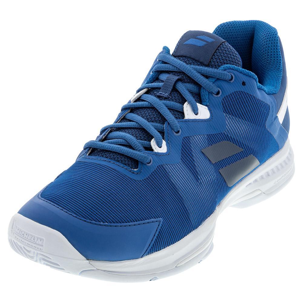Men's Sfx 3 All Court Tennis Shoes Dark Blue