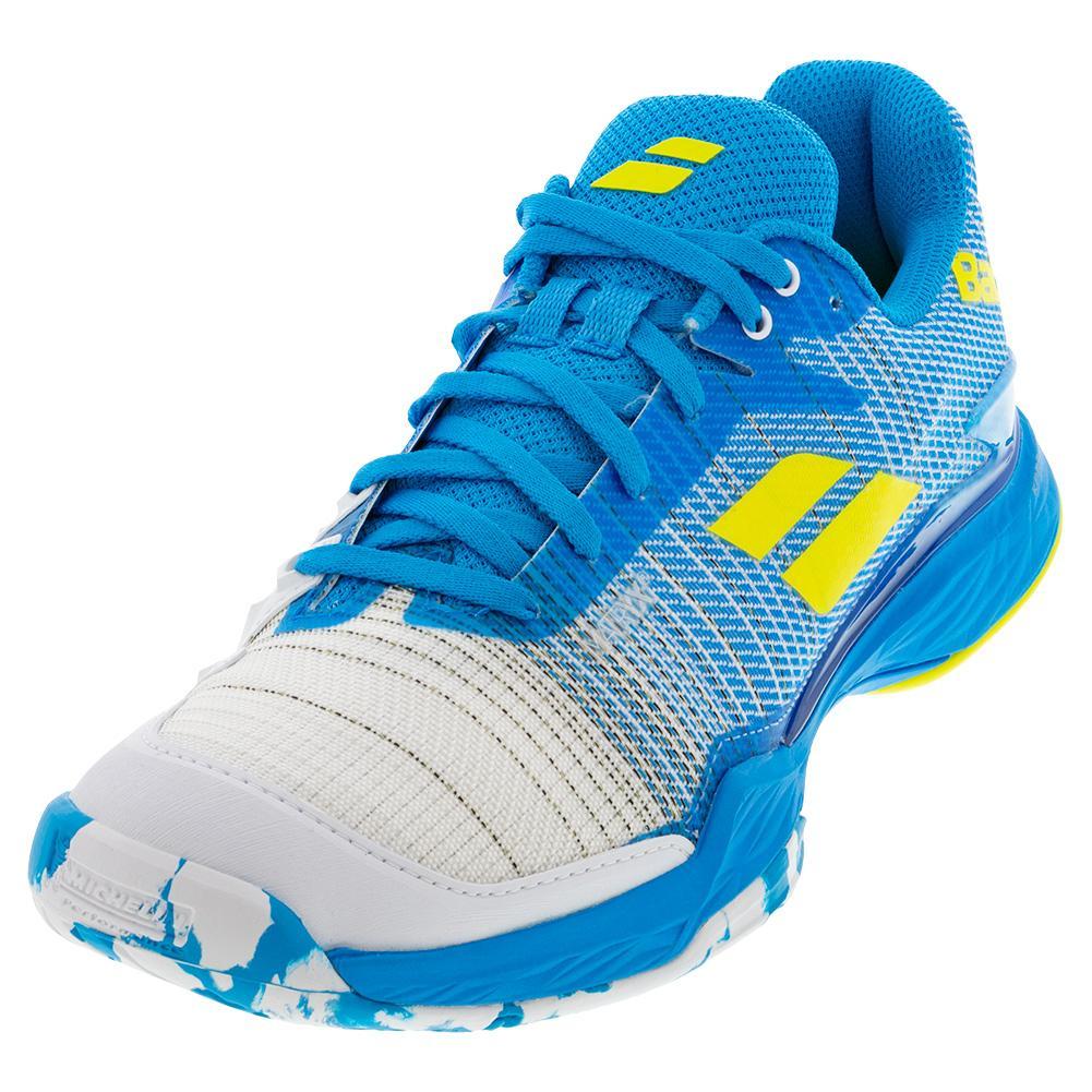 Men's Jet Mach Ii All Court Tennis Shoes Malibu Blue