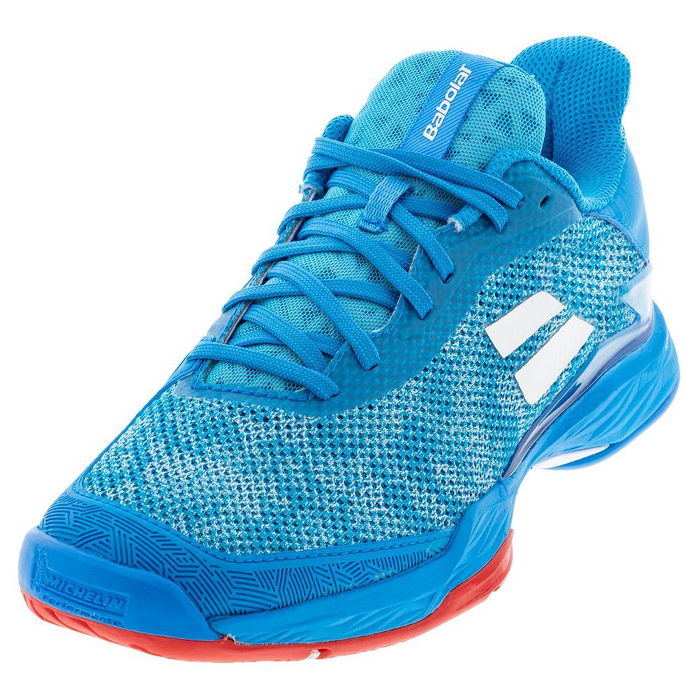 Men's Jet Tere All Court Tennis Shoes Hawaiian Blue