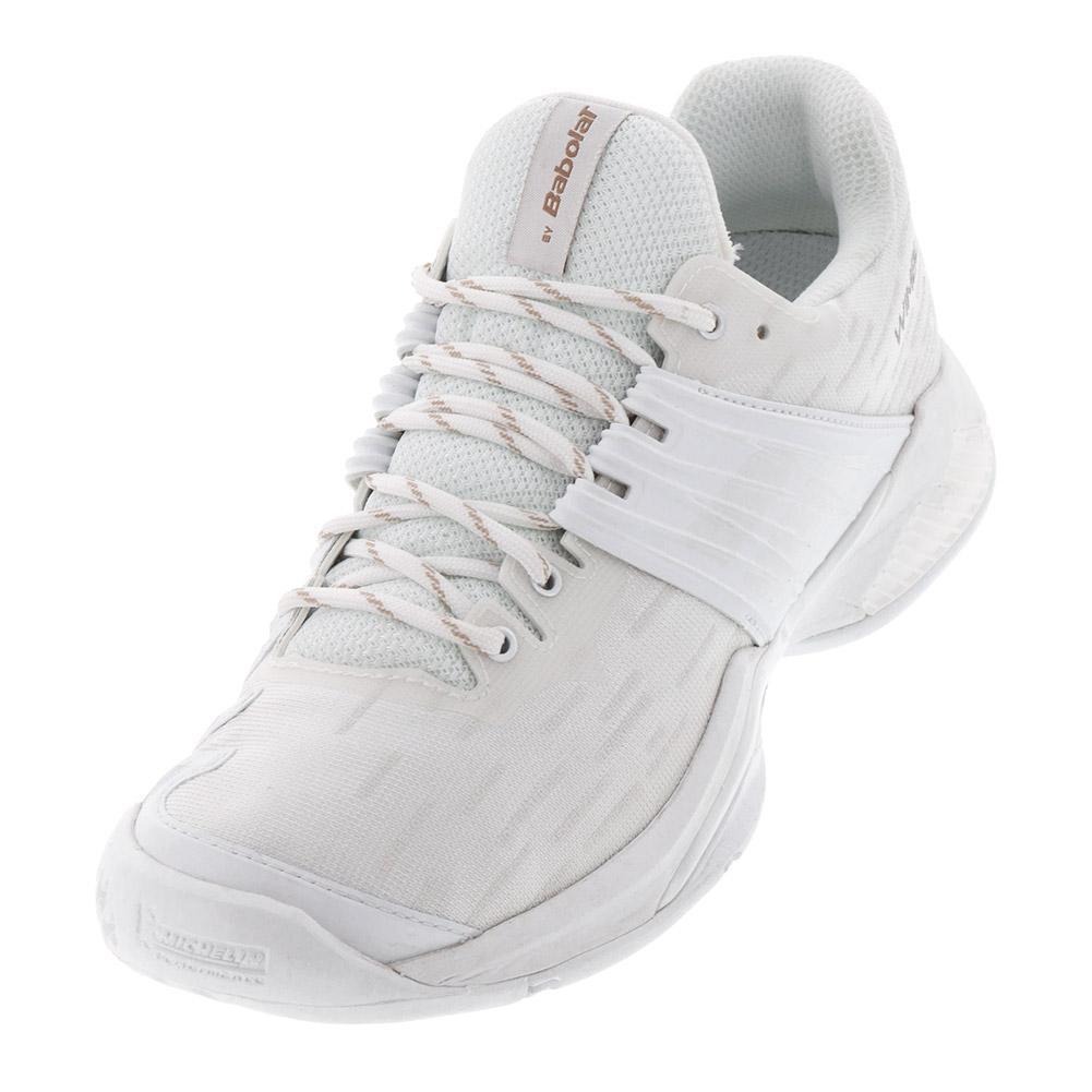 Women's Propulse Fury All Court Wimbledon Tennis Shoes White