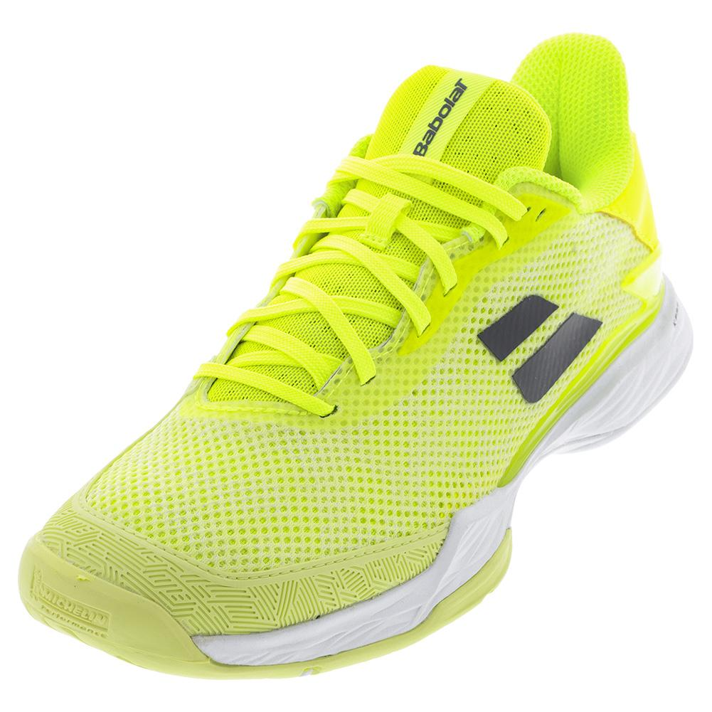 Women's Jet Tere All Court Tennis Shoes Limelight