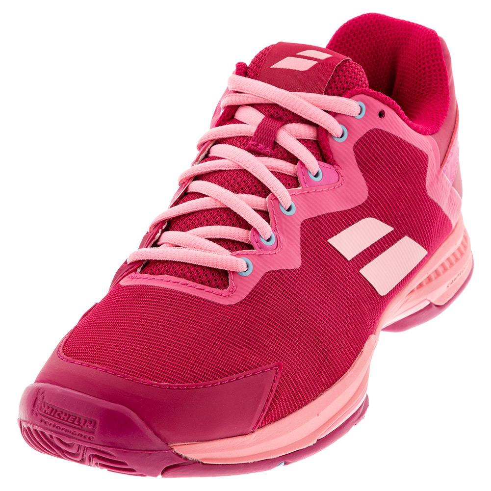 Women's Sfx 3 All Court Tennis Shoes Honeysuckle