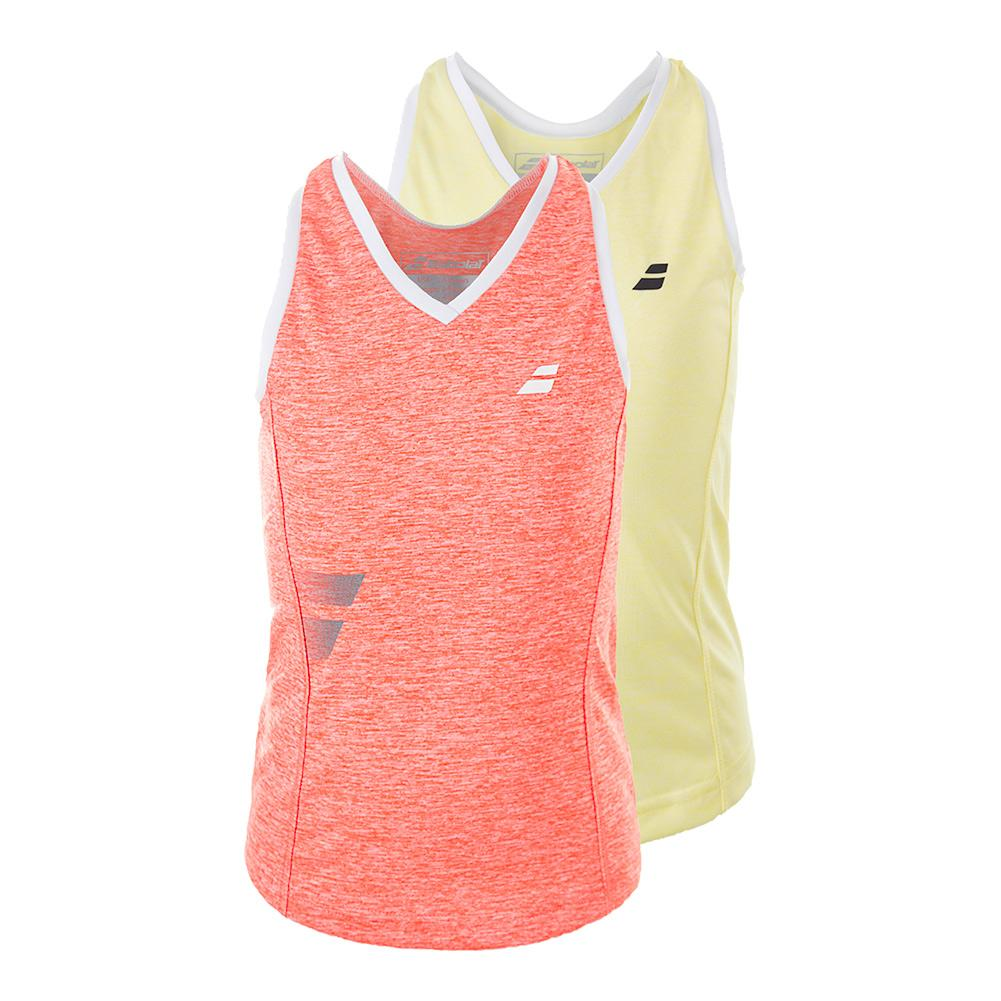 Girls ` Core Tennis Tank