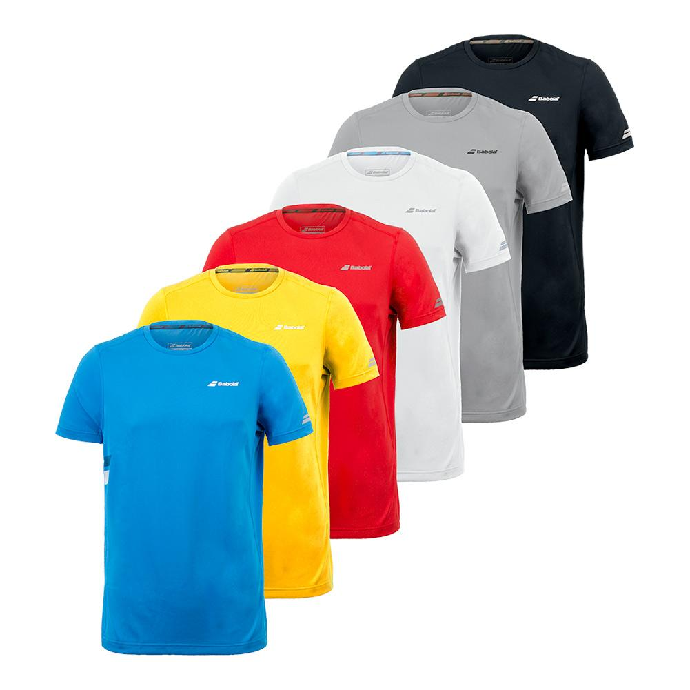 Men's Core Flag Club Tennis Tee