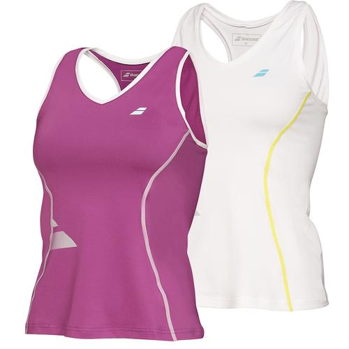Women's Core Tennis Crop Tank