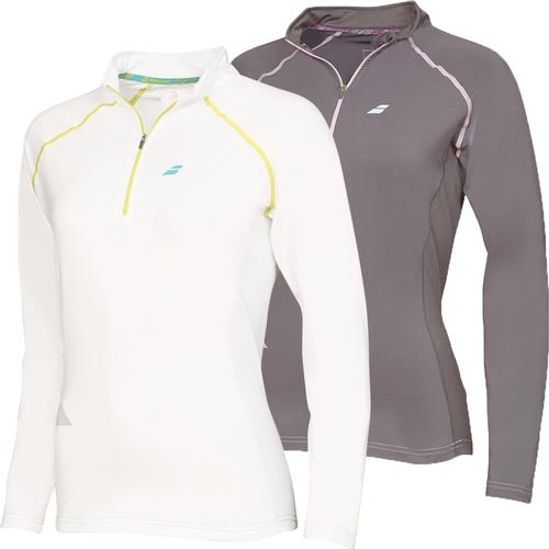 Women's Core 1/2 Zip Tennis Top