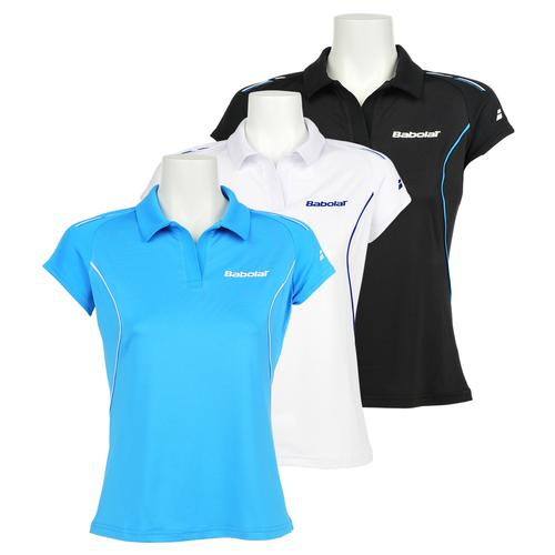 Women's Match Core Tennis Polo