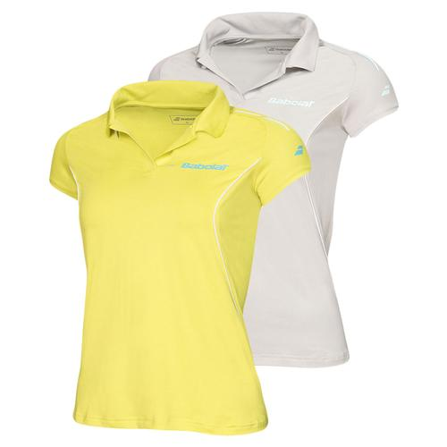 Women's Core Tennis Polo