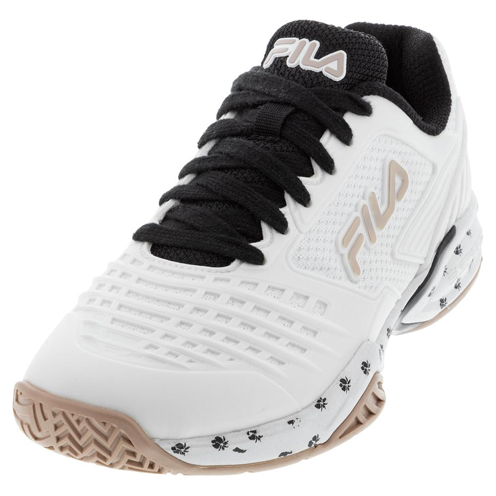Women's Axilus 2.5 Energized Tennis Shoes White And Black