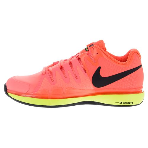 nike s zoom vapor 9 5 tour tennis shoes in hyper