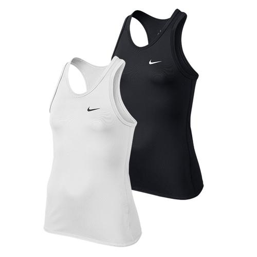 Girls ` Advantage Power Tennis Tank
