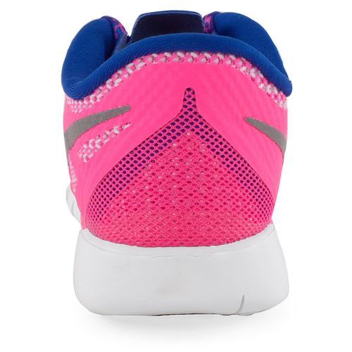 f7795e61c401 Girls ` Free 5.0 Running Shoes Hyper Pink And Game Royal. Hover to zoom  click to enlarge. 360 View