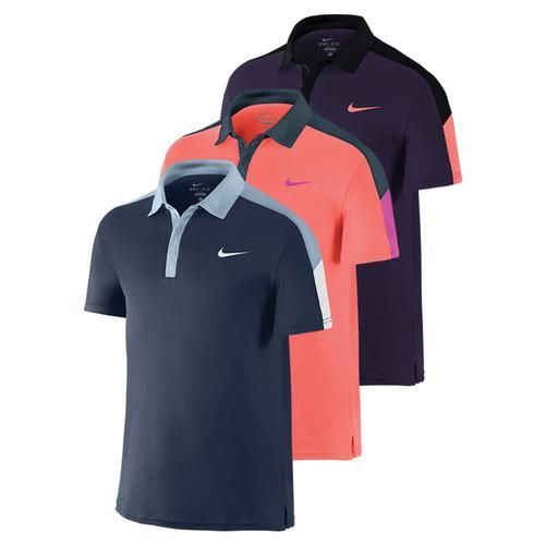 Men's Team Court Tennis Polo