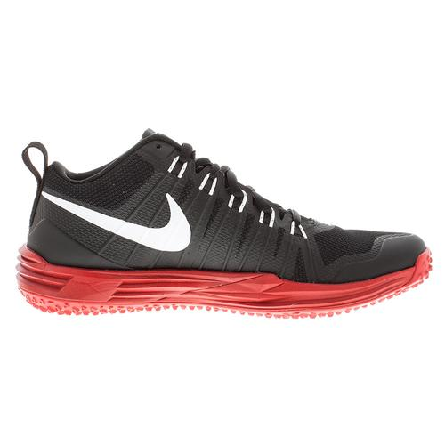 NIKE NIKE Men s Lunar Tr1 Training Shoes Black And University Red. Zoom.  Hover to zoom click to enlarge. 360 View 0e399223e