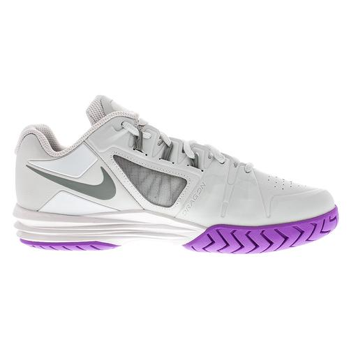 NIKE NIKE Women's Lunar Ballistec 1.5 Tennis Shoes Night Silver And  Phantom. Zoom. Scroll over to zoom click to enlarge. Description; Customer  Reviews ...