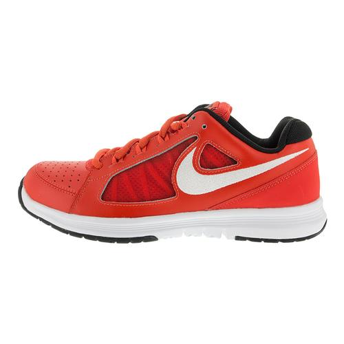 nike s air vapor ace tennis shoes max orange and white