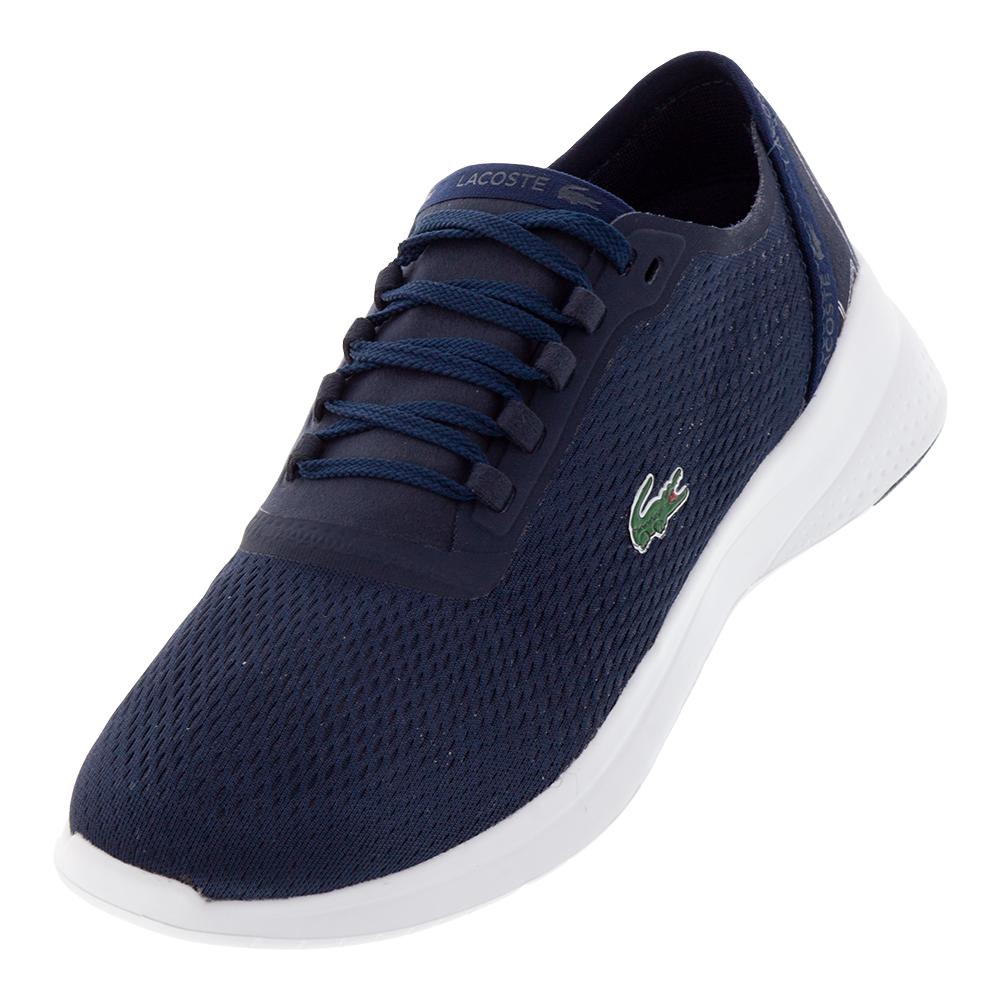 Men's Lt Fit 119 Shoes Navy And White