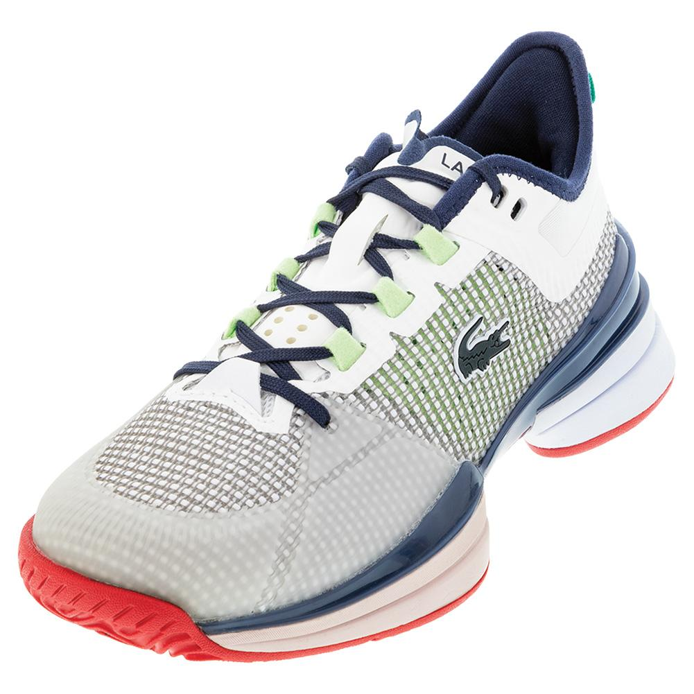 Women's Ag- Lt 21 Ultra Tennis Shoes White And Blue