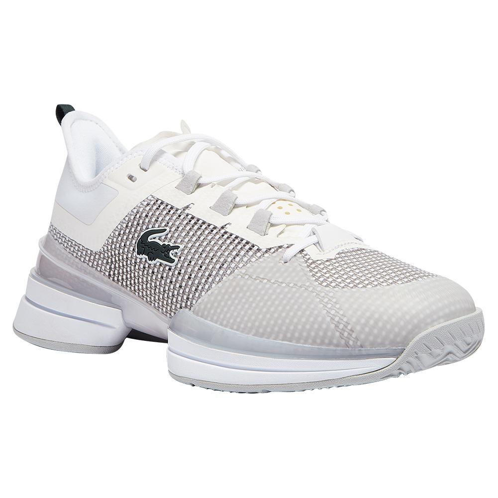 Men's Ag- Lt 21 Ultra Tennis Shoes White And Light Grey