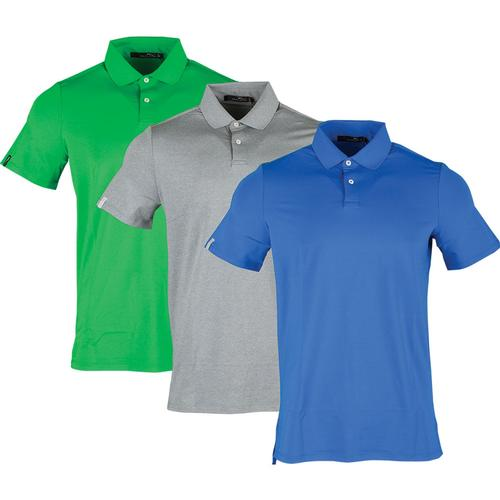 Men's Short Sleeve Solid Airflow Jersey