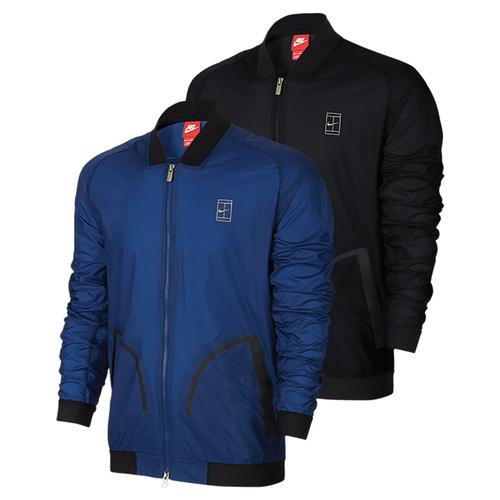 Men's Court Bomber Tennis Jacket
