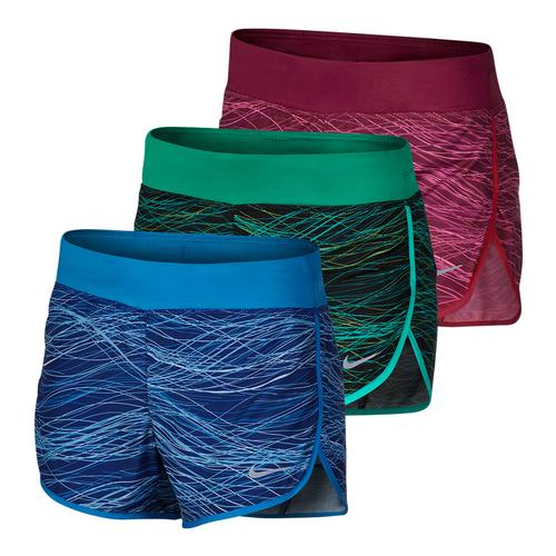 Girls ` Dry Running Short