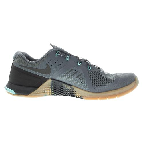 Nike Gray And Turquoise Tennis Shoes