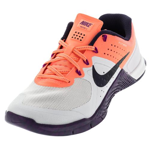 Women's Metcon 2 Shoes Bleached Lilac And Purple Dynasty