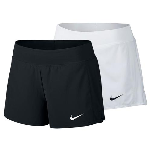 3ec01e2427ca Nike Women s Court Flex Pure Tennis Short