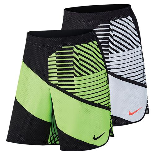 Men's Court Flex Ace 9 Inch Tennis Short