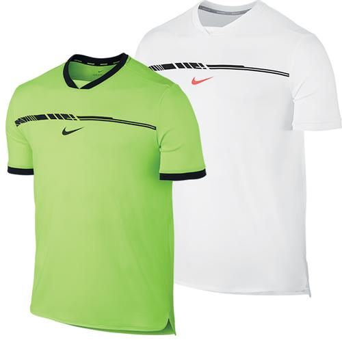 Men's Rafa Aeroreact Challenger Tennis Top