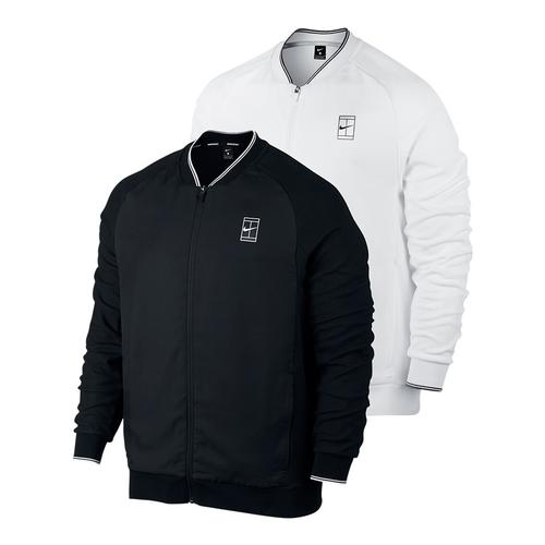 Men's Court Baseline Tennis Jacket