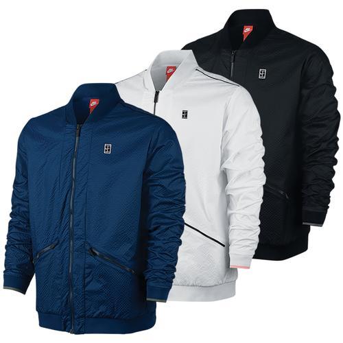 Men's Court Varsity Tennis Jacket