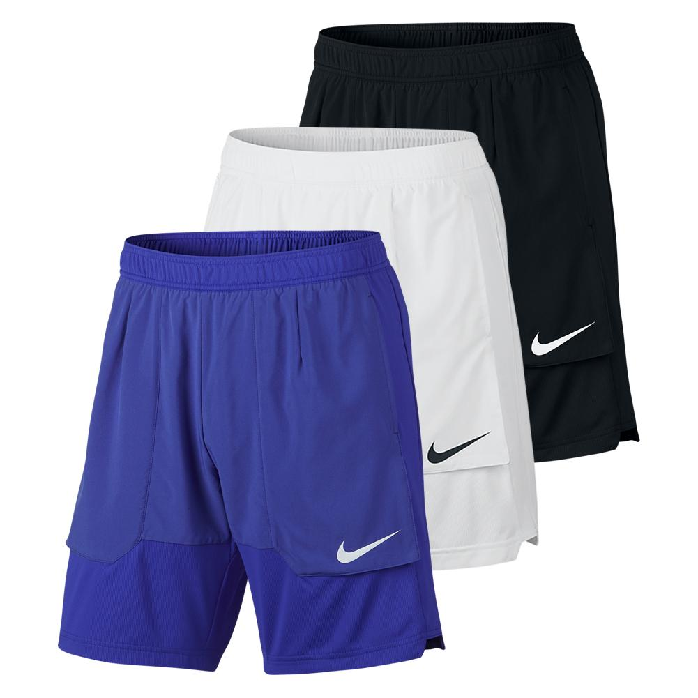 Men's Court Baseline Tennis Short