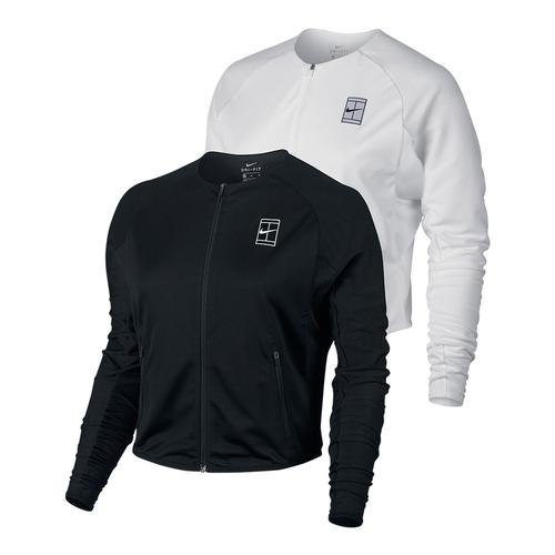 5c48483ed1d1 Nike Women s NikeCourt Tennis Jacket