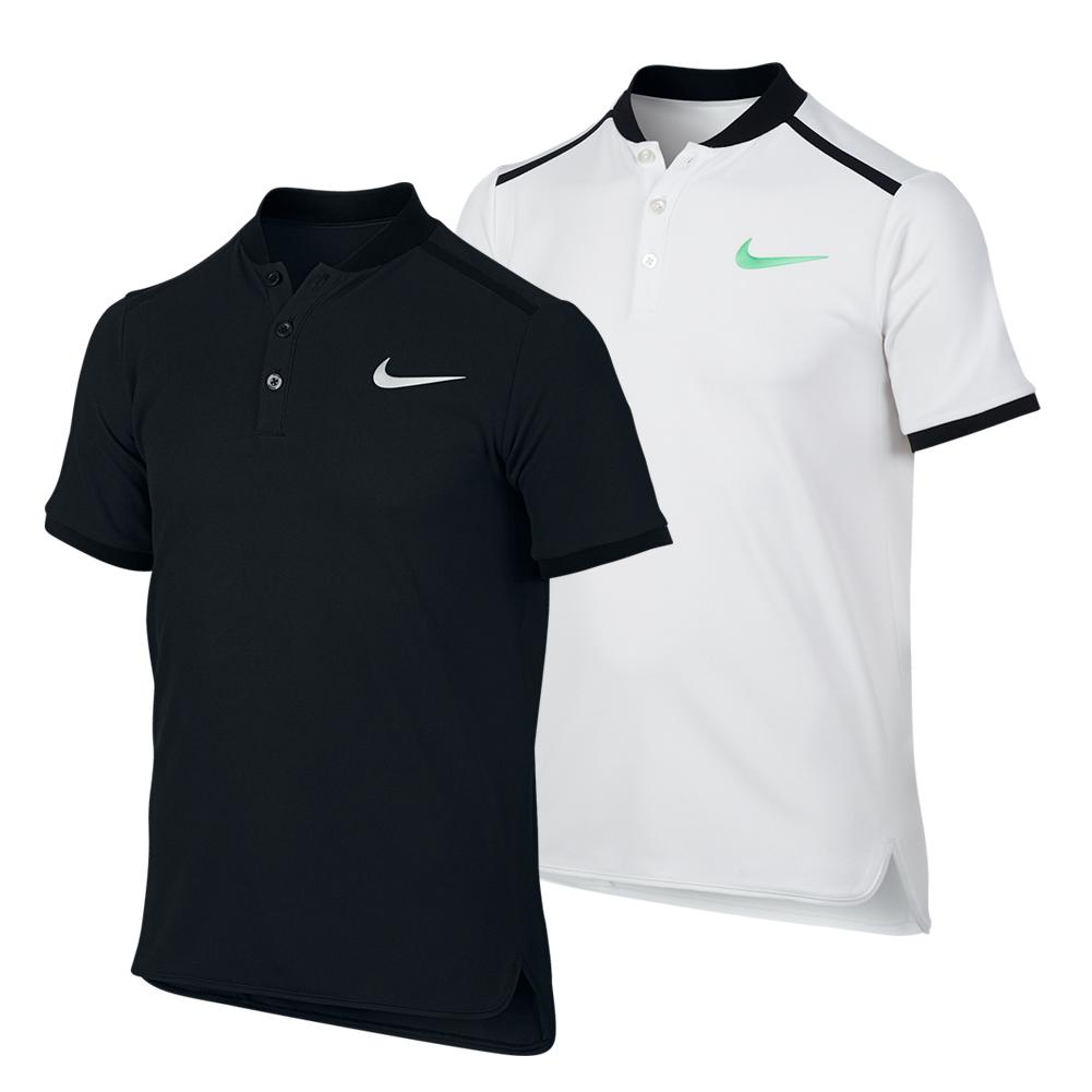 Boys ` Advantage Tennis Polo