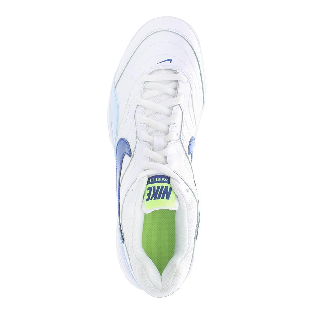 86cce72ca2d25 360 View. Description  Customer Reviews  Tennis Express Reviews  Weights.  Description. Nike Men`s Court Lite Tennis Shoes ...