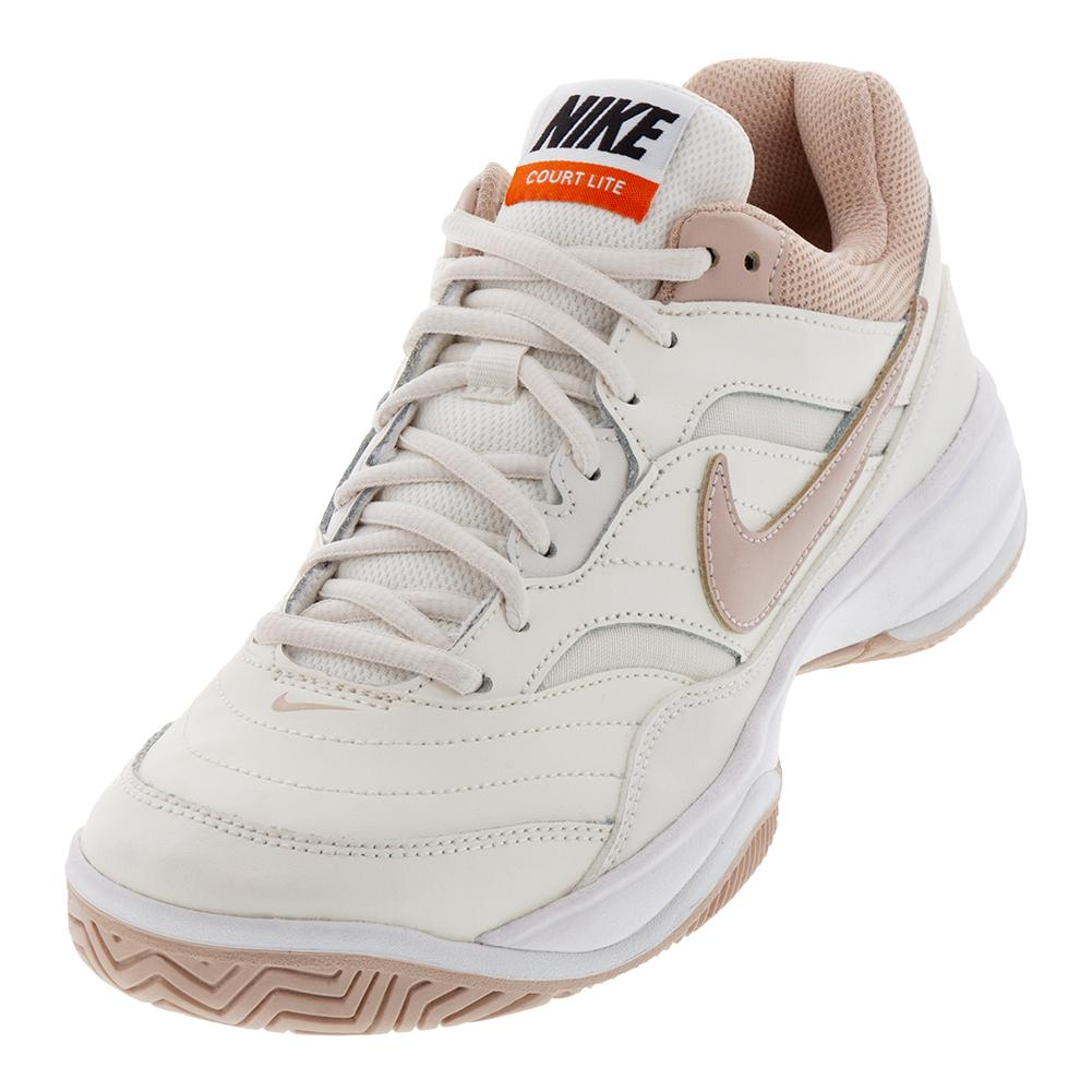 943e7291968 Nike Women`s Court Lite Tennis Shoes