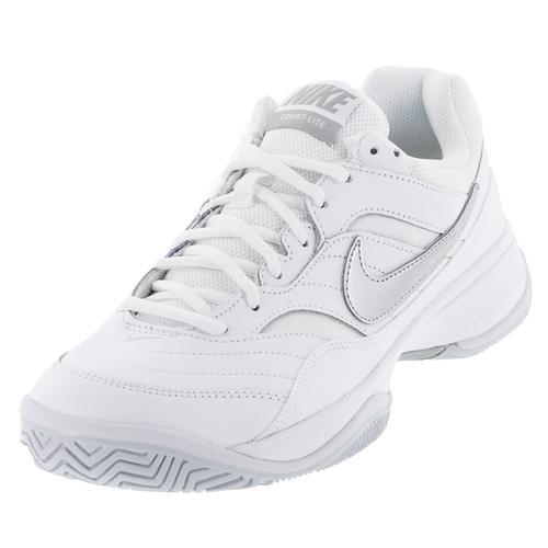 Gray Tennis Shoes Nike