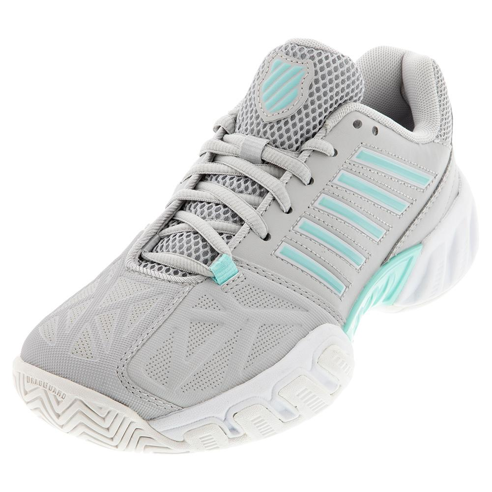 Juniors ` Bigshot Light 3 Tennis Shoes Vapor Blue And Aruba Blue