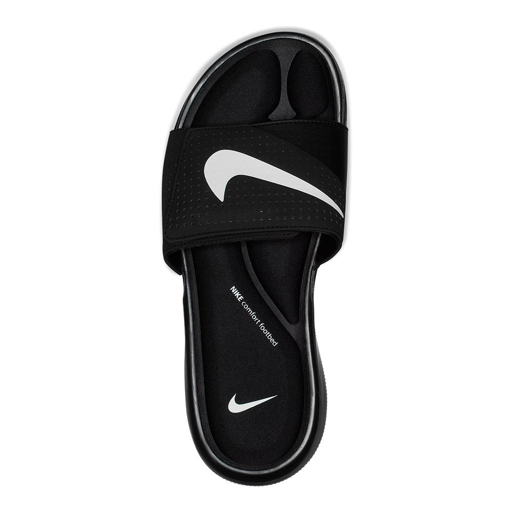 2cf0cc01437 Mens Ultra Comfort Slide Sandals Black. Zoom. Hover to zoom click to enlarge.  360 View