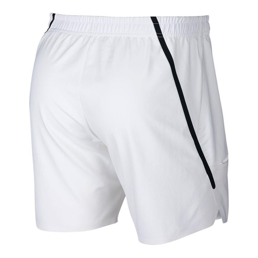 4e7a3a9876260 Men`s Court Flex Ace Tennis Short 027 ATMOSPHERE GRAY