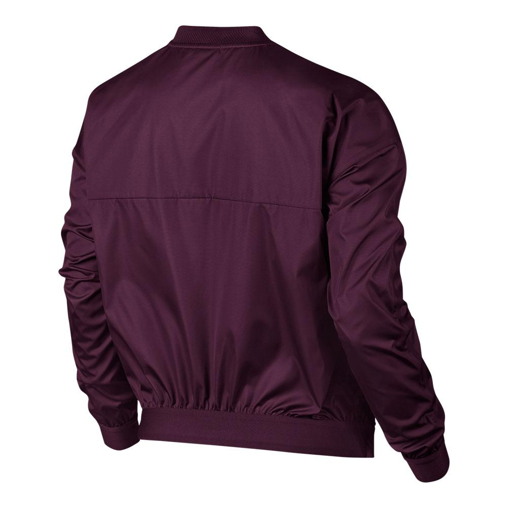 602ac13edd9a Women`s Court Bomber Tennis Jacket 010 BLACK