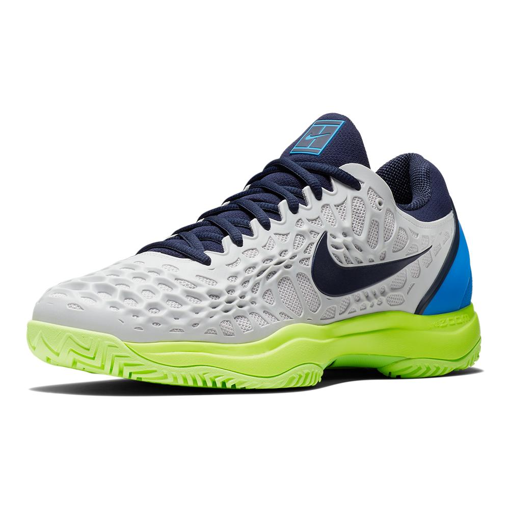 Nike Men`s Zoom Cage 3 Tennis Shoes 593d94f36e00