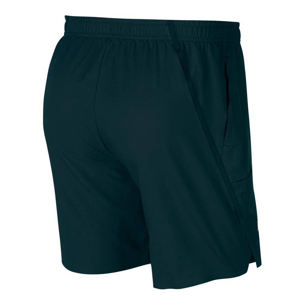 61771a8b7db5 Nike Men`s Roger Federer Court 9 Inch Flex Ace Tennis Short